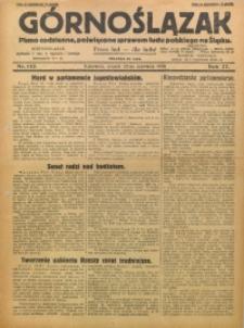 Górnoślązak, 1928, R. 27, Nr. 142