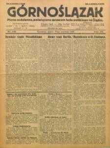 Górnoślązak, 1928, R. 27, Nr. 148