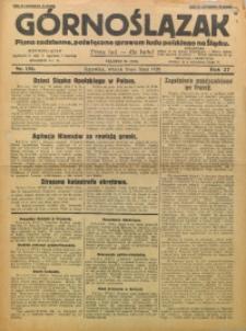 Górnoślązak, 1928, R. 27, Nr. 156