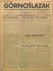 Górnoślązak, 1928, R. 27, Nr. 159