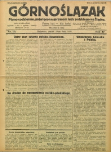 Górnoślązak, 1928, R. 27, Nr. 171