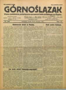 Górnoślązak, 1928, R. 27, Nr. 199