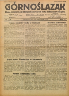 Górnoślązak, 1928, R. 27, Nr. 229
