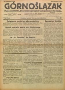 Górnoślązak, 1928, R. 27, Nr. 240