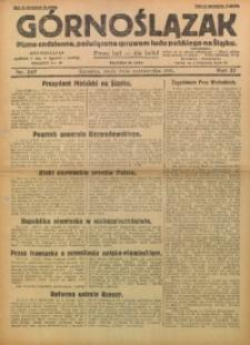 Górnoślązak, 1928, R. 27, Nr. 247