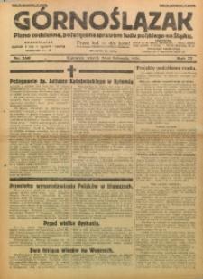 Górnoślązak, 1928, R. 27, Nr. 269