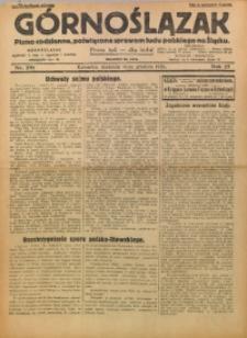 Górnoślązak, 1928, R. 27, Nr. 291