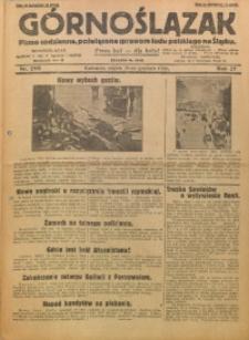 Górnoślązak, 1928, R. 27, Nr. 299