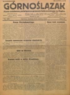 Górnoślązak, 1928, R. 27, Nr. 301