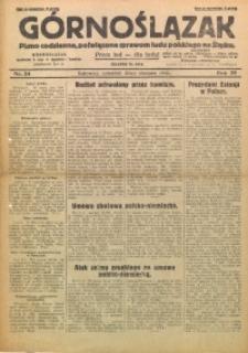 Górnoślązak, 1930, R. 29, Nr. 24