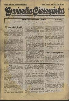 Gwiazdka Cieszyńska, 1933, Nry 20, 44-45, 54-55, 58, 72, 100