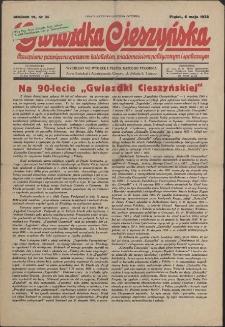 Gwiazdka Cieszyńska, 1938, Nry 35, 87, 93-95, 97, 99-100
