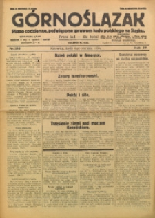 Górnoślązak, 1930, R. 29, Nr. 180