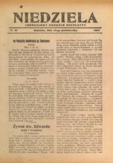 Niedziela, 1931, Nr. 41