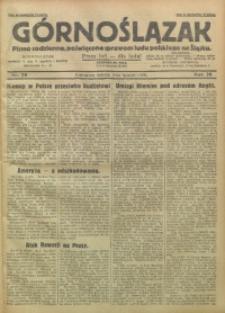 Górnoślązak, 1929, R. 28, Nr. 28