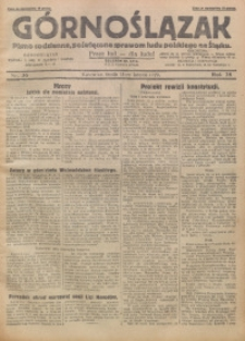 Górnoślązak, 1929, R. 28, Nr. 36
