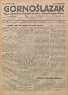 Górnoślązak, 1929, R. 28, Nr. 59