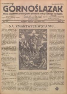Górnoślązak, 1929, R. 28, Nr. 75