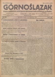 Górnoślązak, 1929, R. 28, Nr. 83