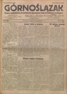 Górnoślązak, 1929, R. 28, Nr. 89