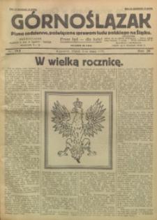 Górnoślązak, 1929, R. 28, Nr. 103