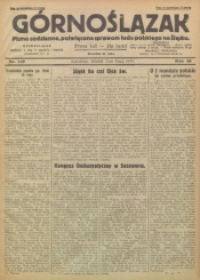 Górnoślązak, 1929, R. 28, Nr. 149