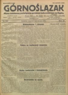 Górnoślązak, 1929, R. 28, Nr. 175