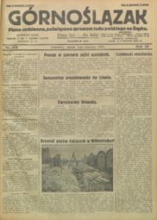 Górnoślązak, 1929, R. 28, Nr. 176