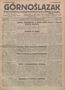Górnoślązak, 1929, R. 28, Nr. 242