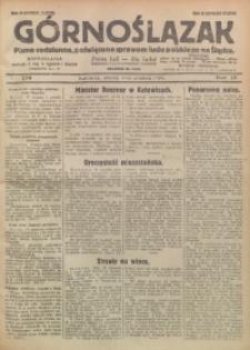 Górnoślązak, 1929, R. 28, Nr. 279