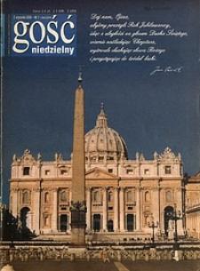 Gość Niedzielny, 2000, R. 73, nr 1