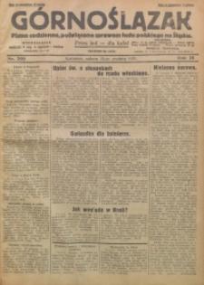 Górnoślązak, 1929, R. 28, Nr. 299