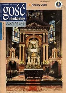 Gość Niedzielny, 2000, R. 73, nr 23