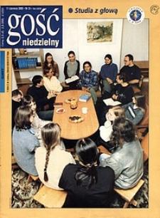 Gość Niedzielny, 2000, R. 73, nr 24