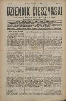 Dziennik Cieszyński, 1906, Nry 149-195, 197-205, 207-298