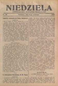 Niedziela, 1929, Nr. 36