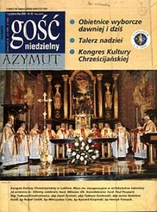 Gość Niedzielny, 2000, R. 77, nr 40