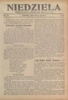 Niedziela, 1929, Nr. 51