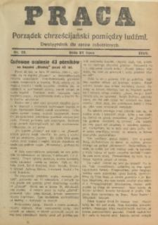 Praca, 1929, Nr. 12