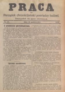 Praca, 1929, Nr. 17