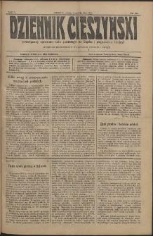 Dziennik Cieszyński, 1910, Nry 147-223
