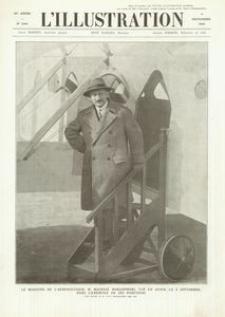 L'Illustration 1928, 86 Annee, nr 4462