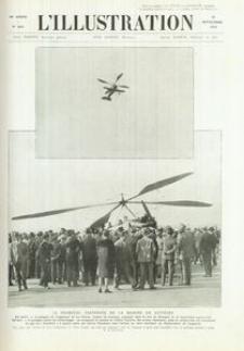 L'Illustration 1928, 86 Annee, nr 4464