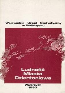 Ludność Miasta Dzierżoniowa
