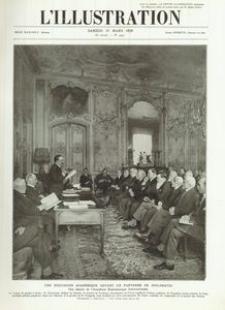 L'Illustration 1928, 86 Annee, nr 4437