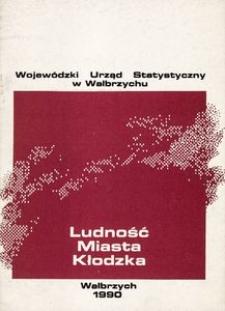 Ludność Miasta Kłodzka