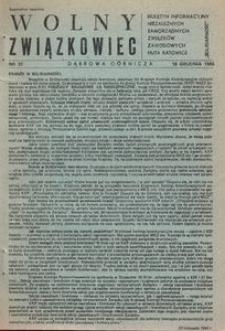 Wolny Związkowiec, 1980, nr 31