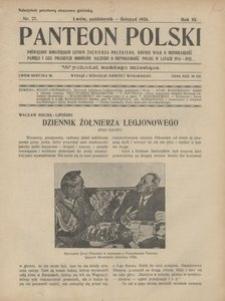 Panteon Polski, 1926, R. 3, nr 27