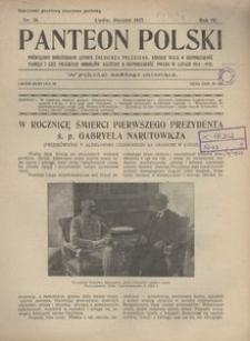 Panteon Polski, 1927, R. 4, nr 28