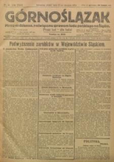 Górnoślązak, 1924, R. 23, Nr. 15